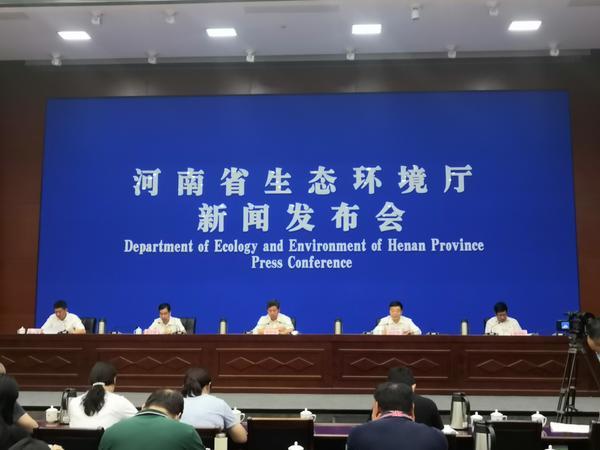 河南省最新环境空气质量状况及排名情况