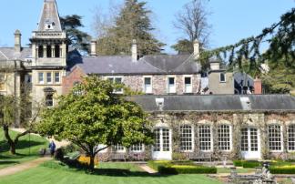 走进布里斯托尔秘密花园的历史世界