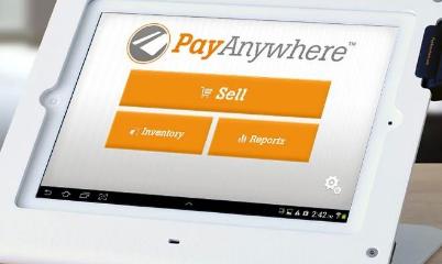 PayAnywhere带来新的移动支付应用程序体验