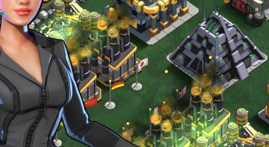时空游戏首次亮相BattleCommand