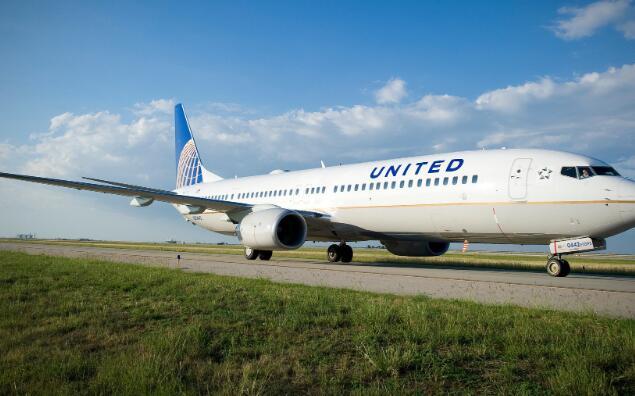 联合航空将向乘客提供局势测试