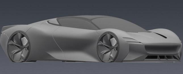 捷豹正在准备一辆新的超级跑车