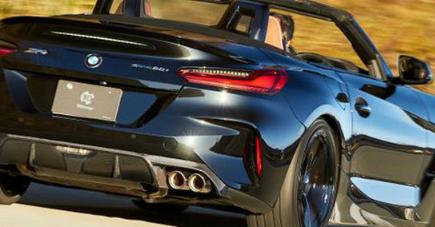 日本公司让BMWZ4看起来更好
