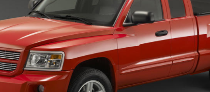 神秘的卡车瞄准可能是下一个道奇达科他州