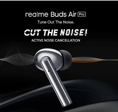 REALME BUDS AIR PRO TWS耳机即将推出