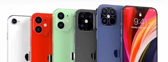 APPLE IPHONE 12系列可能包含5部智能手机