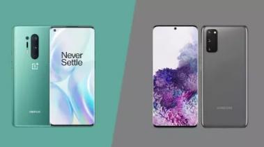 2020年发布的两款最好的Android手机