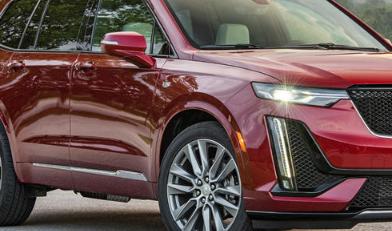 近百万辆2020年的通用汽车具有新功能