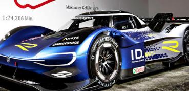 到目前为止可以说大众IDR赛车所做的工作足以证明其价值