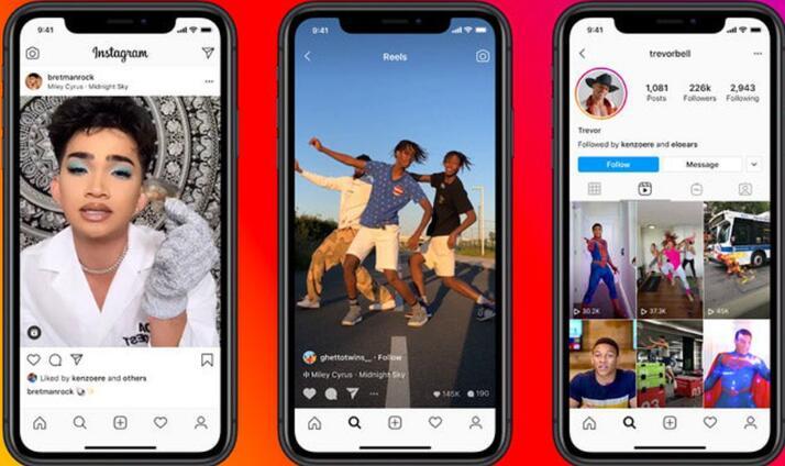 这家社交媒体巨头希望Reels的购物功能能够激发创作者的更多兴趣