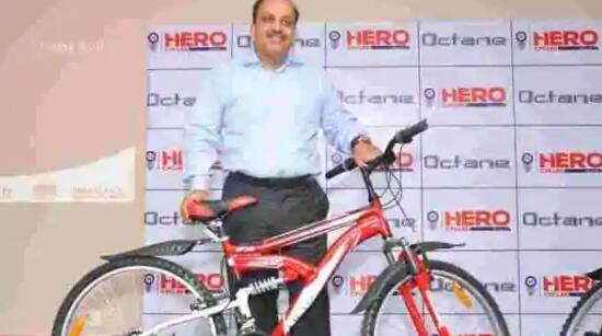 Hero Cycles要求大幅削减GST,以使单车更加普及