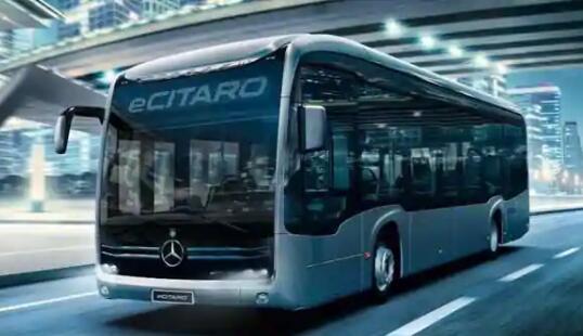 梅赛德斯-奔驰向Citaro公交车行驶100万公里致敬