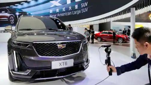 凯迪拉克 别克帮助通用汽车在两年后看到中国的销量增长