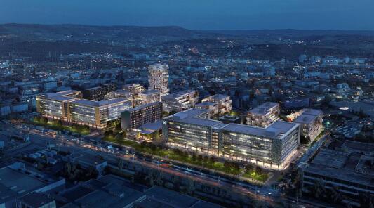 罗马尼亚开发商开始拆除工业用地 在雅西建设多功能项目
