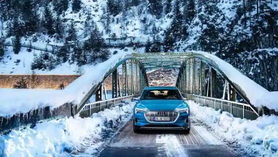 奥迪e-tron电动SUV可能在2021年在印度首次亮相