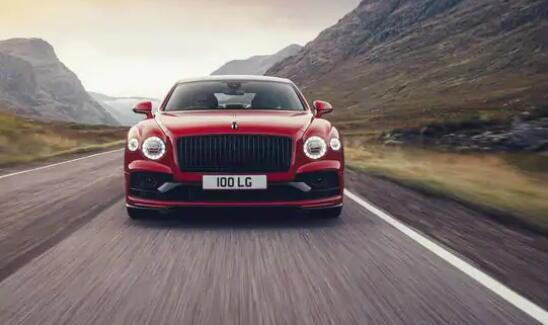 V8的回归:宾利在新的飞驰中取代W12动力总成