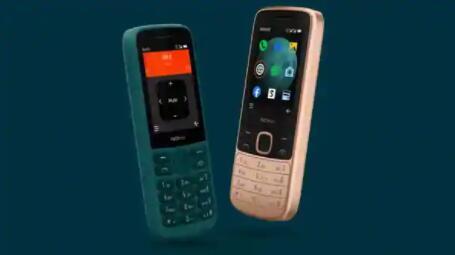 HMD Global在印度推出两款4G功能手机诺基亚225、215:价格和供货情况