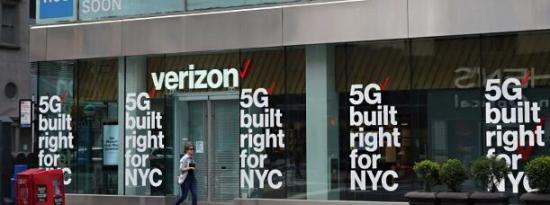 Verizon发布强劲的第三季度财报,库存增加