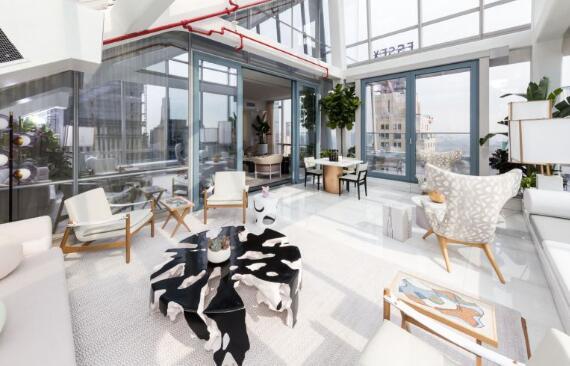 曼哈顿的超豪华租赁市场陷于瘫痪