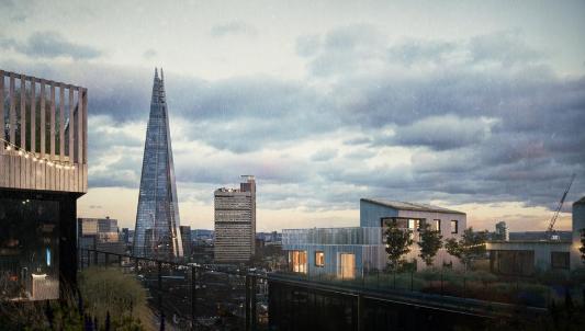 空置的屋顶如何解决关键工人的伦敦住房危机