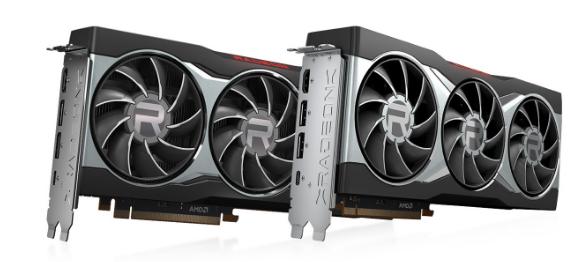 AMD推出了三款RX 6000系列GPU
