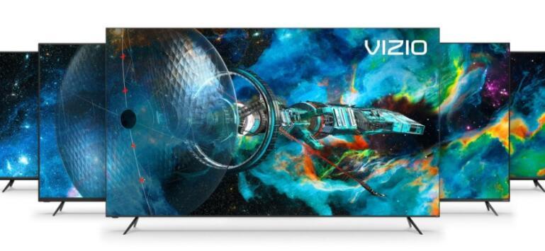 Vizio的最新电视增加了FreeSync,120Hz 4K游戏支持