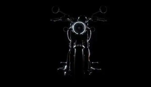 皇家恩菲尔德在正式发射前几天戏弄流星350摩托车