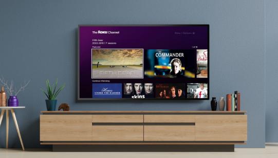 Roku频道可以再次提高收视率