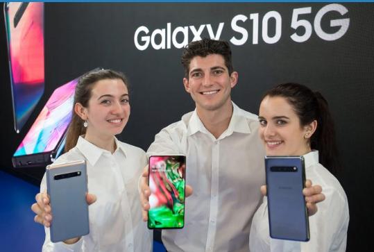 三星2020年5G手机销量继续增长