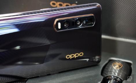 Oppo的Find X3手机将支持从相机到显示器的真正10位色彩