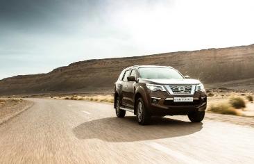 日产汽车今年计划再发布一款基于卡车的SUV
