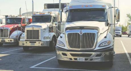 可以自行驾驶的卡车已经在德克萨斯州的道路上并且还在路上
