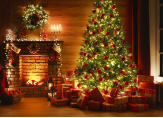 圣诞购物这是放到树下的3只股票