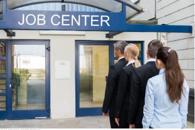 失业救济人数创下数月最高水平如果您担心自己的工作该怎么办