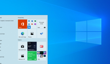 Windows有什么新功能请参阅2020年10月更新中的6个主要新功能