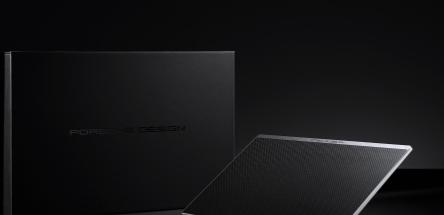 宏cer展示了新款保时捷设计的笔记本电脑