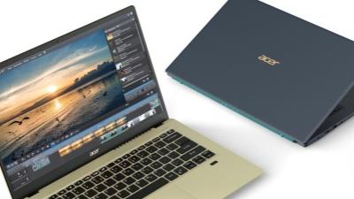 英特尔的首款专用图形处理器将搭载宏cer的笔记本电脑