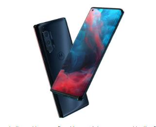 摩托罗拉骁龙888智能手机正在研发中可能在2021年初发射