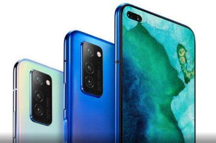 2020年11月为荣誉V30系列和其他6款智能手机发布了安全更新