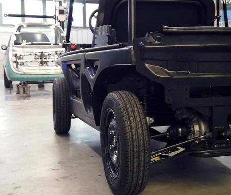 开始测试Microlino 2.0电动泡泡车原型