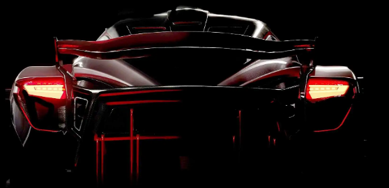 毕加索PS 01是瑞士搭载意大利V6的新款超级跑车