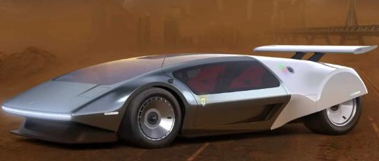 Glickenhaus分享复古风格的未来氢超级跑车