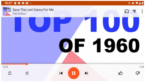 谷歌停用Play音乐转而使用闪亮的YouTube新音乐
