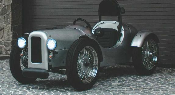 Blaze EV Classic是具有复古造型的单座电动微型车