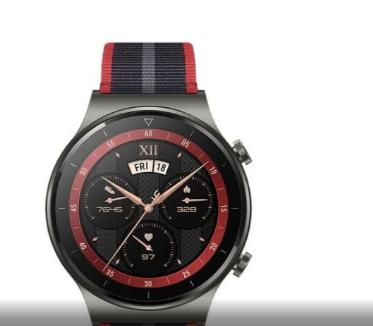 可穿戴华为Watch GT 2 Pro智能手表新年版正式发布