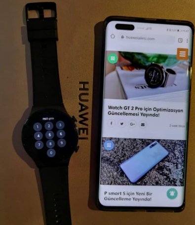 华为Watch GT 2 Pro的新密码锁定功能随新更新推出