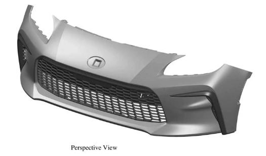 下一代丰田86前端可能在设计商标中公开