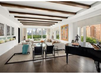 纽约上西区价值3500万美元的公寓已经准备好进行特写