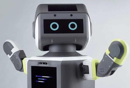 现代的新经销机器人将为您戴不戴口罩的Narc