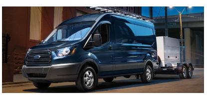下一代福特Transit和Tourneo首次定制